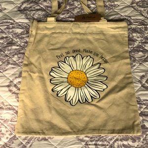 🥰NWT Canvas Market Bag Tote